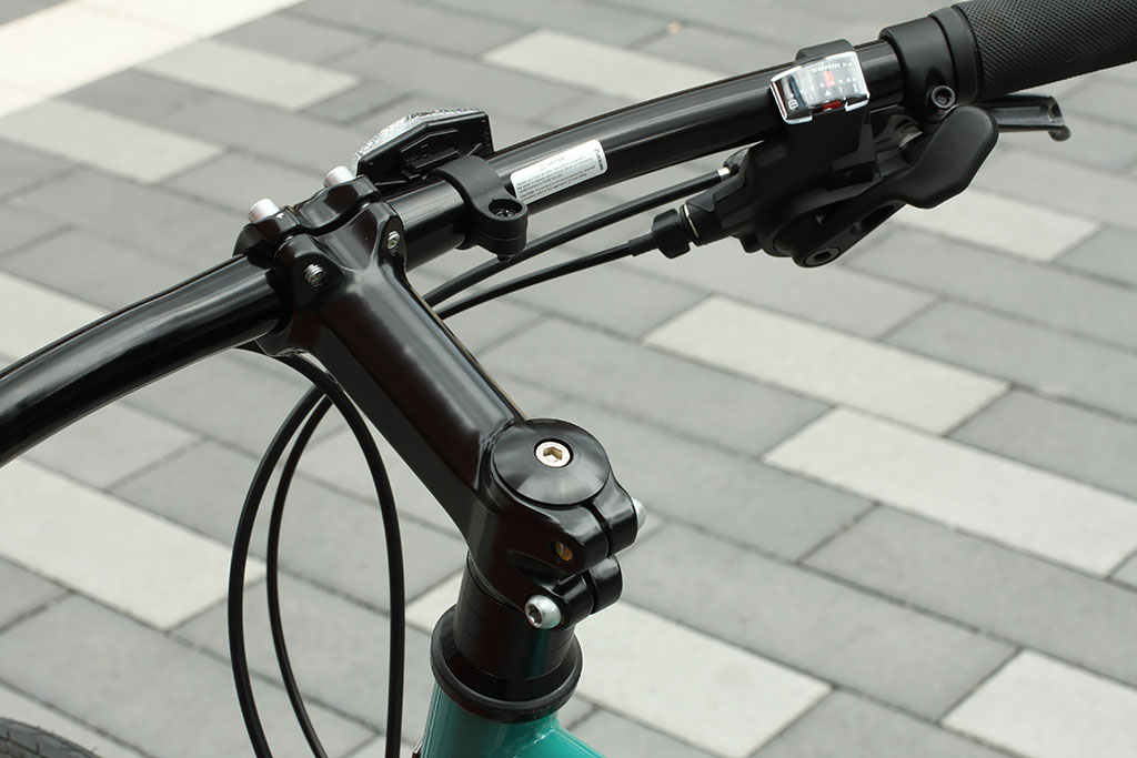 das urban commuter bike von pure cycles im test. Black Bedroom Furniture Sets. Home Design Ideas