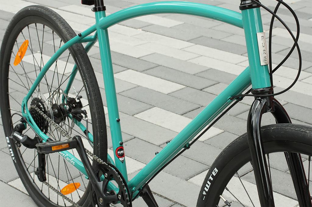 Das Urban Commuter Bike von Pure Cycles im Test