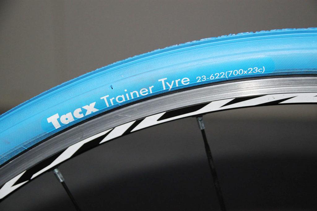 Tacx Rennrad Trainingsreifen für das Rollentraining